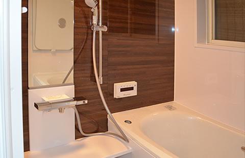キッチンとお風呂のリフォーム工事イメージ04